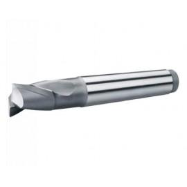 Solid milling cutter hss D32