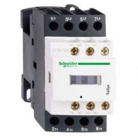 Contactor 3P 50A, auxiliar 1NO+1NC, bobina 230Vca