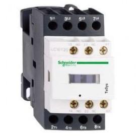 Contactor 3P 38A, auxiliar 1NO+1NC, bobina 230Vca
