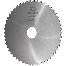Disc milling stands1159 DIN 1838 - Shape G 315 x 4
