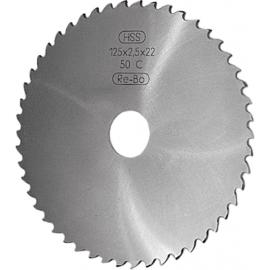 Milling disc stands 1159 DIN 1838 - Shape G 315 x6