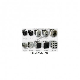 Contactor electric tip RG 10 A