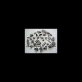 Brazing pads type A25