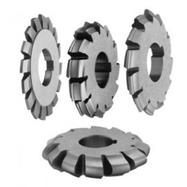 Milling disc module m 0,5  8 pcs