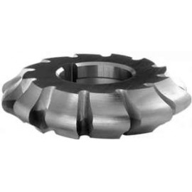 Disc mill module for chain wheels 5/8