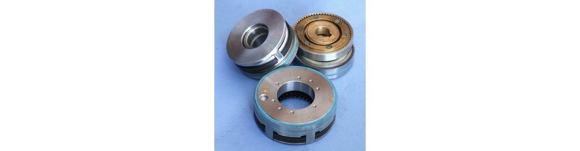 Electromagnetic couplings import