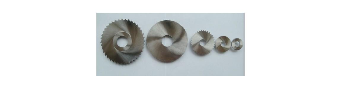 Disc milling